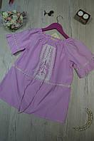 Женская блуза крестьянка с завязкой впереди Италя, фото 1