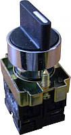 Кнопка поворотная 2-х позиционная АСКО XB2-BD21 Стандартная ручка