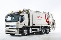 Гидравлика на мусоровоз (гидрофикация под мусоровоз)