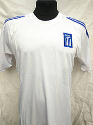 Футбольна форма доросла Греція біла
