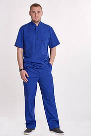 Мужской медицинский костюм Марик - Чоловічий медичний костюм Марик - Костюм для массажиста