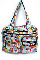 Сумка летняя бабочки 212 (4 цвета), женская сумка на лето