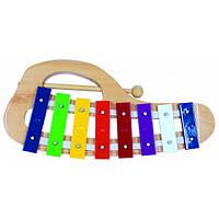 Bino Музыкальная игрушка Bino Металлофон (86557)