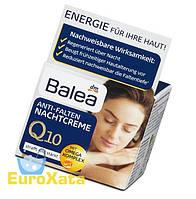 Крем для лица Balea Anti-Falten Q10 НОЧЬ от морщин