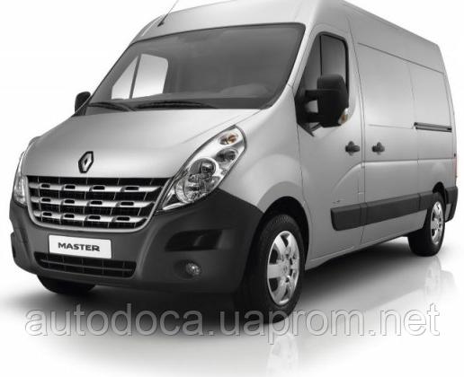 Защита картера двигателя и кпп Renault Master 2010- с установкой! Киев