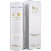 WhiteWash Laboratories Отбеливающий ополаскиватель для полости рта WhiteWash Laboratories NANO с гидроксиапатитом (300 мл)