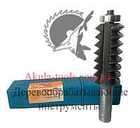 Фреза ГЛОБУС 2500 для сращивания древесины кромочная фигурная
