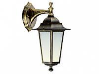 Садово-парковый светильник DeLux PALACE A02 черное золото