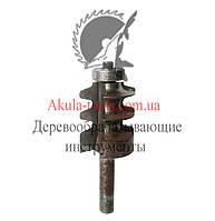 Фреза ГЛОБУС 2601 2*35 для сращивания древесины кромочная фигурная