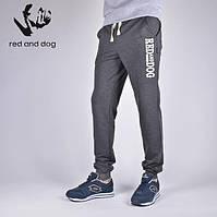 Молодежные спортивные штаны  Red and Dog Matman Charcoal