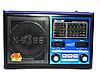 Радио RX 288 LED c led фонариком,Радиоприемник GOLON,Радио!Опт, фото 3