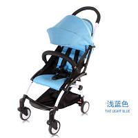 Детские коляски YOYA наклон спинки 175°