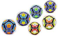 Мяч футбольный №4 DX PREMIER LEAGUE (5 сл., сшит вручную, цвета в ассортименте)