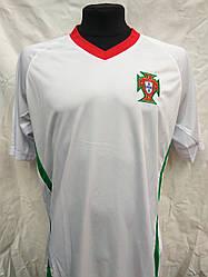 Футбольна форма доросла збірна Португалія біла