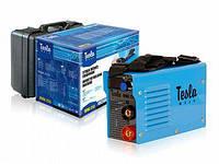 Сварочный аппарат TESLA MMA 255 IGBT+ пластиковый кейс (3 кВт)