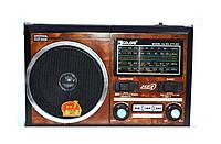 Радио RX 277 LED c led фонариком,Радиоприемник GOLON,Радио!Опт