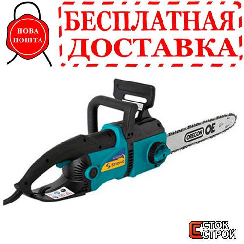 Электропила Sadko ECS 2400 (шина и цепь 14+16)