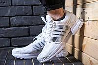 Мужские кроссовки в стиле Adidas ClimaCool 1 белые
