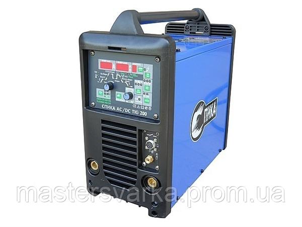 Аргонодуговой сварочный аппарат СПИКА TIG 200P ( 210 ) AC\DC