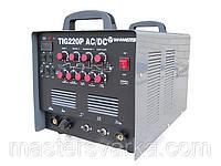 Аргонодуговой сварочный аппарат W-MASTER  TIG-220P AC\DC для сварки алюминия, фото 1