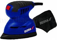 Орбитальная шлифмашина DEDRA (DED7941) Delta 125W