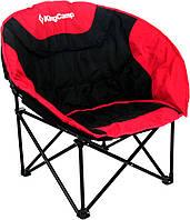 Раскладной стул туристический для отдыха KingCamp, фото 1