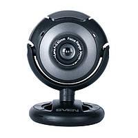 Веб-камера 0.3 Мп з мікрофоном Sven IC-310 Black