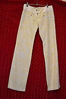 Широкие женские летние брюки