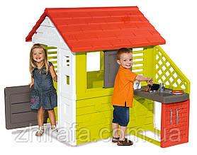 Ігровий Будиночок з літньою кухнею Smoby 810702