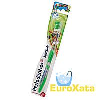Зубная щетка Perlodent Junior 6+