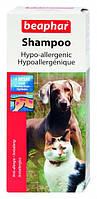 Шампунь Beaphar противоаллергенный для собак и кошек, 200 мл