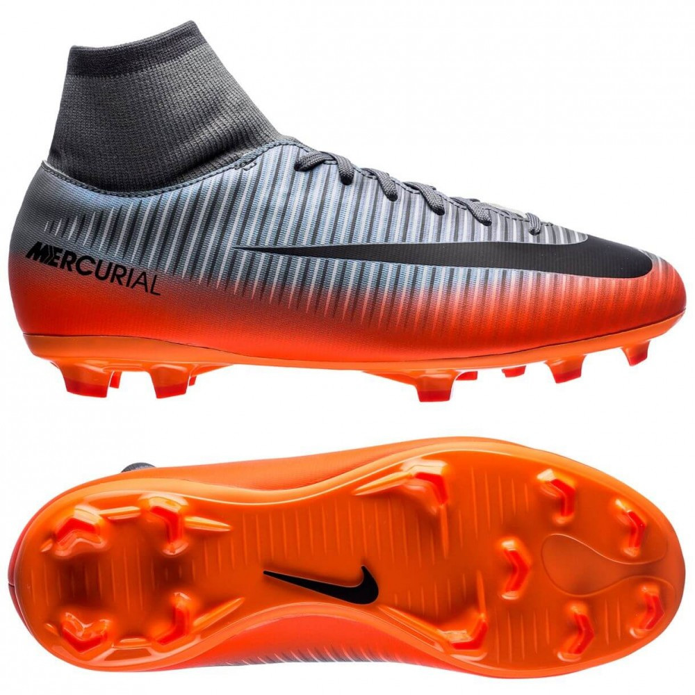 04e06f3d5c Детские БУТСЫ NIKE MERCURIAL VICTORY VI CR7 DF FG JR - Sport Active People  - Интернет