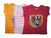 Футболка для девочки, ( 3 шт в упаковке), размеры 86/92,98/104, Lupilu, арт. 674526