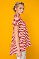 Рубашка женская в 2х цветах Юна