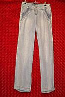 Женские брюки широкого кроя