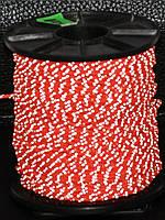 Веревка шнур светоотражающая 2 мм плетеная ТМ Крокус