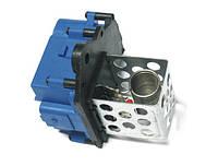 Блок управління вентилятором резистор реле вентилятора 1308CP 9662240180 Citroen C3 C4 Partner Berlingo