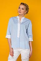 Рубашка женская в 2х цветах Рона