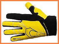 Велосипедные перчатки с пальцами
