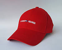 Кепка Tommy Hilfiger красная