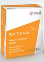 Шпаклівка гіпсова Plato Finish, Siniat, 25кг