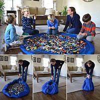 Удобная сумка для детских игрушек, на которой можно играть!, фото 1
