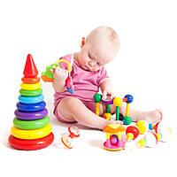 Широкий выбор различных игрушек