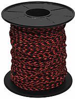 Веревка шнур с кивларом 2 мм плетеная ТМ Крокус