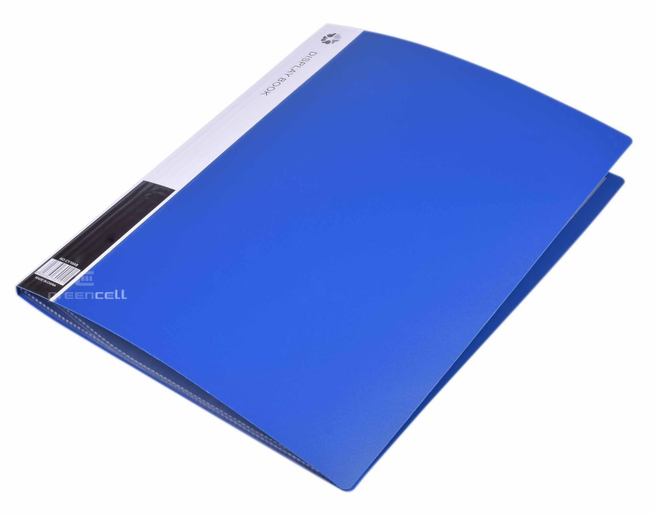 Папка пластиковая A4 60 файлов