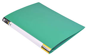 Папка пластикова A4 на 10 файлів