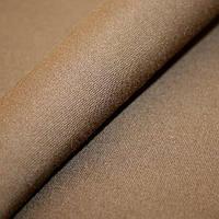 Ткань однотонная коричневый