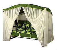 Садовая качеля - диван BARCELONA (хлопок), фото 1
