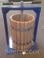 Пресс для сока 20л Вилен дубовый, фото 1