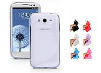 Силиконовый чехол для Samsung Galaxy Grand i9082 duos